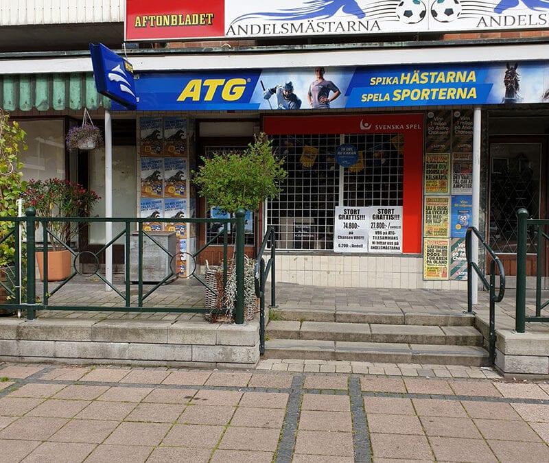 Spelbutik i Slottstaden