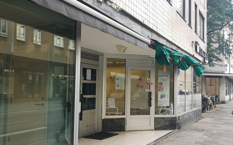 Lokal för skönhetssalong i centrala Malmö