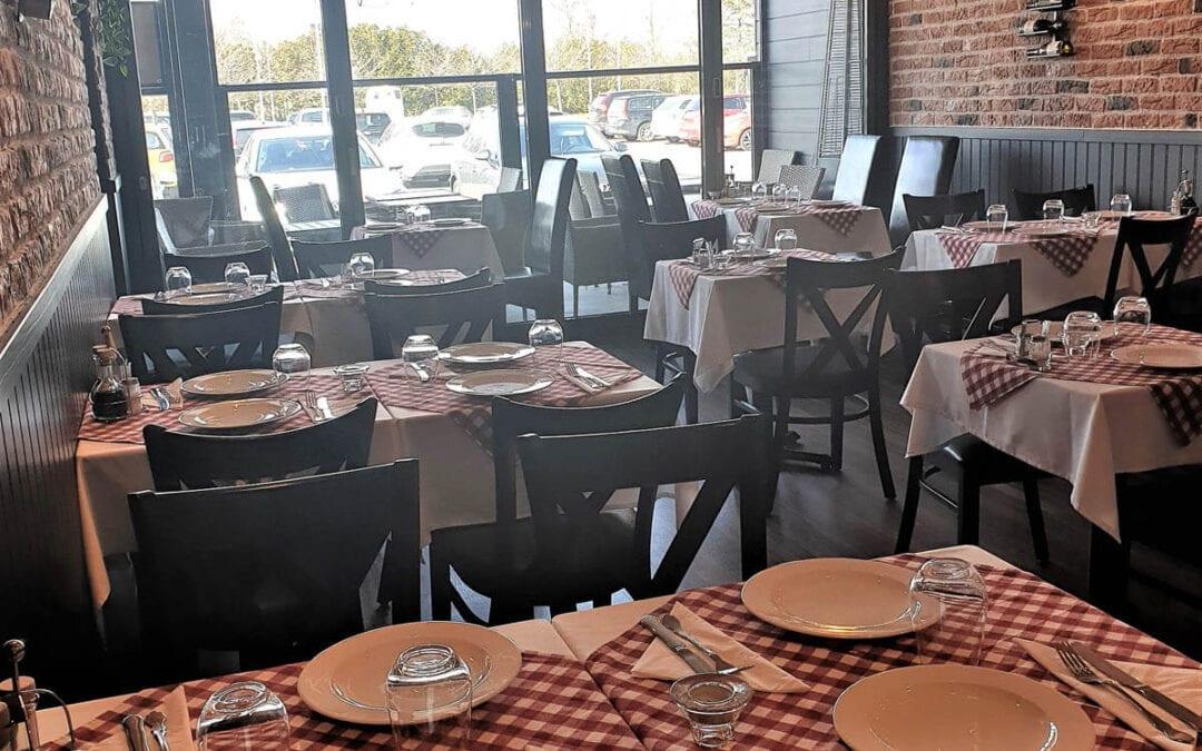 Italiensk restaurang i Löddeköpinge