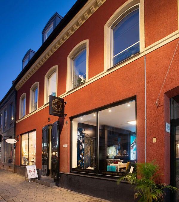 Frisör-/skönhetssalong i centrala Malmö