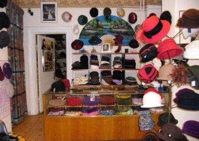 Malmös äldsta hattaffär