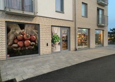 Livsmedelbutik – bra läge i nytt bostadsområde