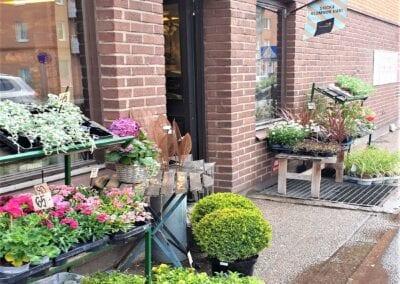 Blomsterbutik i Arlöv