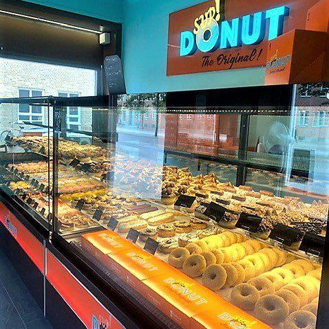 SUP! Donut